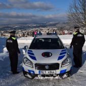Auto městské policie, autor: archiv MP