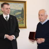 Lukáš Pleticha a Ulrich Schwehn, autor: Markéta Hozová