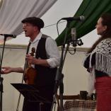 Vystoupení folklorních souborů, autor: Radka Baloghová