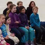 Diváci na kulturním programu, autor: Radka Baloghová