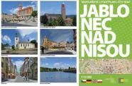 Obálka nové mapy Jablonce, autor: JKIC