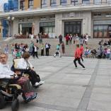 Den zdravotně postižených, autor: Markéta Hozová