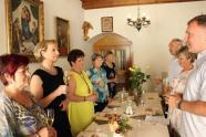 Slavnostní oběd s učitelkami, autor: archiv MMJN