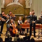 Vilém Veverka a Ensemble 18+, autor: Festival Město plné tónů