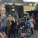 Prohlídka vojenských vozů, autor: Markéta Hozová