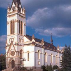 Kostel Dr. Farského, autor: archiv MMJN