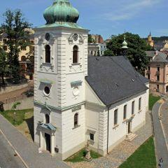 Kostel sv. Anny, autor: JKIC