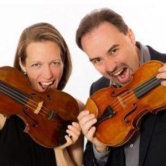 Spohr Viollin Duo, autor: Městské divadlo