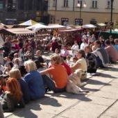 Jablonecké podzimní slavnosti, autor: archiv MMJN