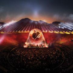 David Gilmour v Pompejích, autor: Eurocentrum Jablonec nad Nisou