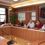 Zasedací místnost č. 201 v roce 2013, autor: archiv MMJN