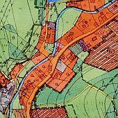 Územní plány okolních obcí