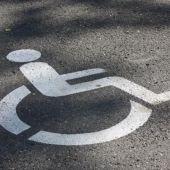 Vozíčkář - symbol