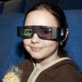 Děti v kině, obrázek se otevře v novém okně